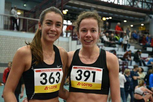 Hessische Hallenmeisterschaften Aktive und U18