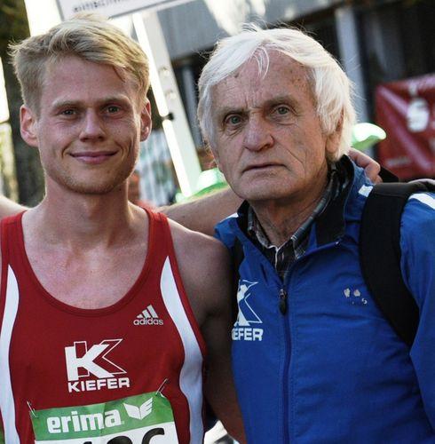 Marathon-Debut Alexander Hirschhäuser