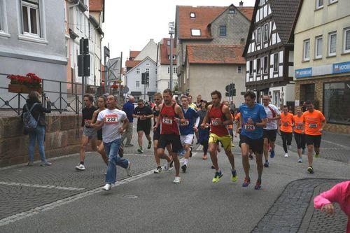 9. Kirchhainer Altstadtlauf