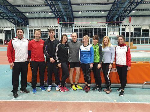 Herzlichen Glückwunsch unseren neuen C-Trainern Breitensport!