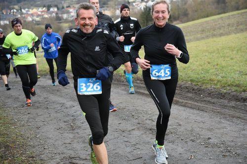 Winterlaufserie Pohlheim Letzter Lauf